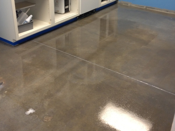 Results Concrete Floor Restoration And Coating