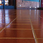 Kroger Floor Tile and Grout Restoration
