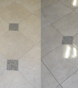 tile restoration before and after
