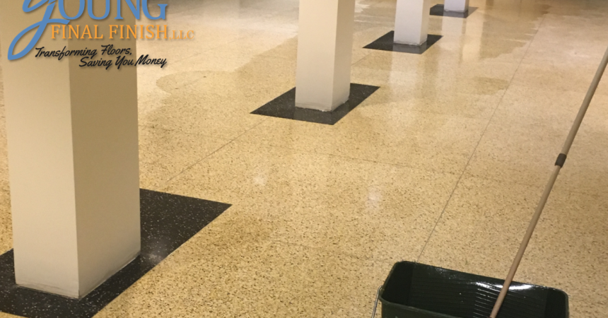 terrazzo repair warren central indianapolis indiana