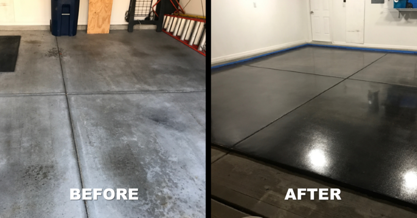 Protect Concrete With Extreme Coating Call 317 418 9045