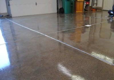 Garage Concrete Floor Coating