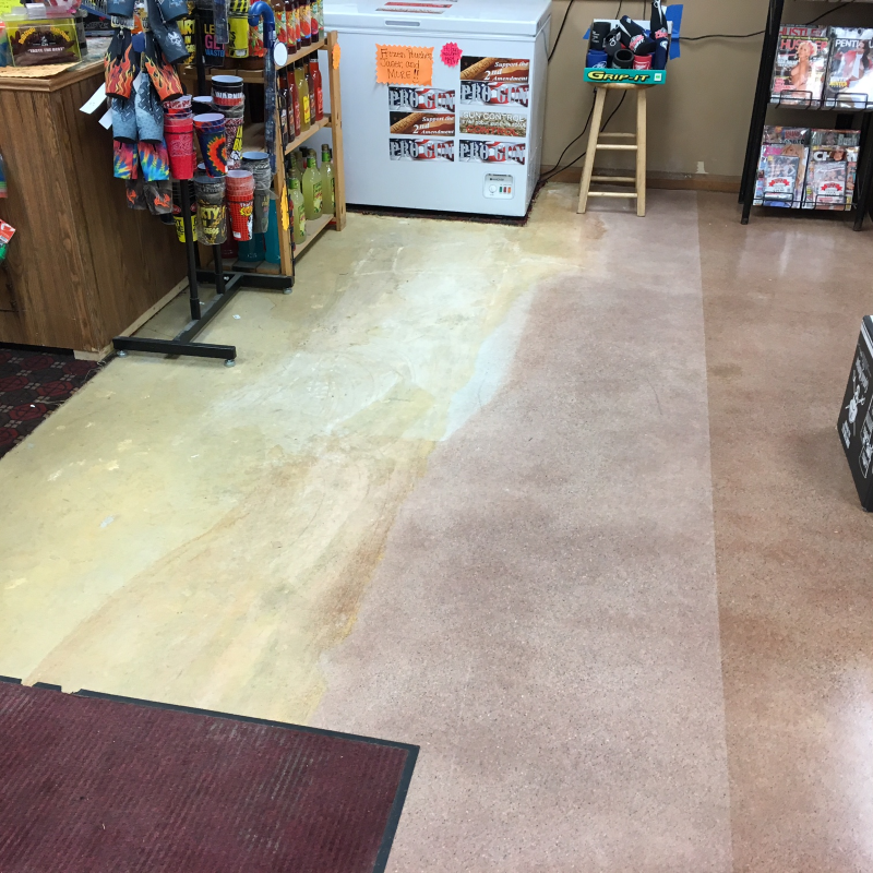 results pic - concrete staining and coating greensburg indiana 800px