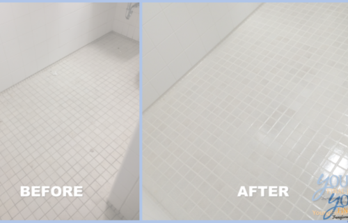 Bulter Library – Tile Cleaning and Coating